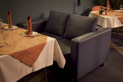 Продам диван кожаный недорого