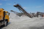 Предлагаем щебень,  песок  с доставкой по Иркутску и Иркутской области.