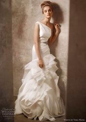 Продам свадебное платье дизайнера Vera Wang. Оригинал.