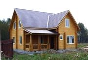 Строим  деревянные индивидуальные дома