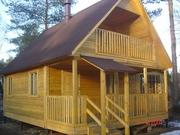 Строительство деревянных домов. иркутск