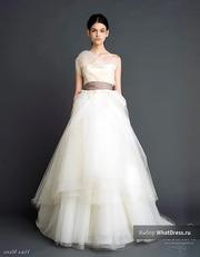 Cвадебное платье дизайнера Vera Wang