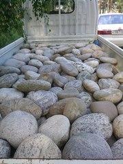 Камни Валуны Галька Природный камень