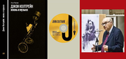 Джон Колтрейн. Жизнь и музыка. Книга и  диск.