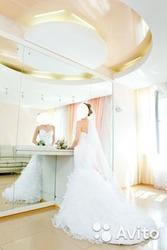 Продам недорого свадебное платье в идеальном состоянии