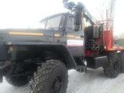 Лесовозы Урал 55571,  Е4 с манипуляторами  от завода изготовителя