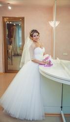 Продам роскошное свадебное платье в Иркутске