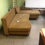 Продам диван угловой коричневый