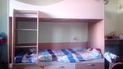 Кровать двух этажная