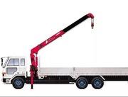 Грузоперевозки: Кран-Борт (грузоподъёмность 4 тонны),  Бортовой (15 тон