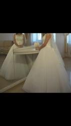 Свадебное б/у платье